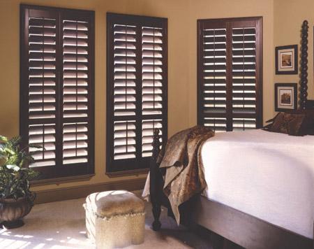 Bedroom Cloth Blinds